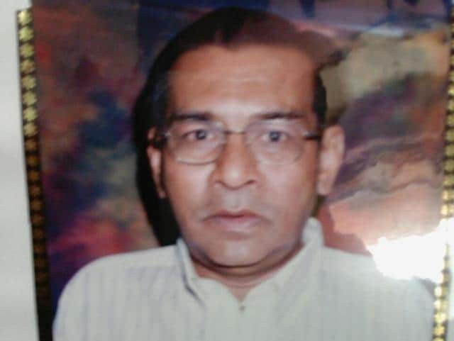 The police said a person came to Bhupendra Vira's place and shot him in the head(HT Photo)