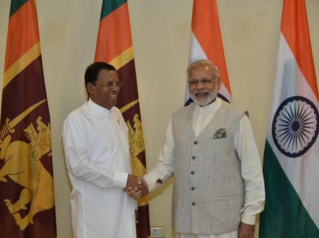 BRICS Summit,BRICS 2016,Maithripala Sirisena