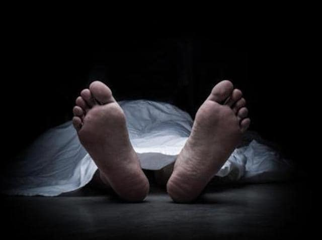 The eyes of a man, who died in a road accident, were allegedly removed without the permission of his family during autopsy.