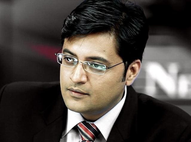Arnab Goswami, the editor-in-chief of news channel Times Now, will be given 'Y' category security cover by the government.(Facebook)