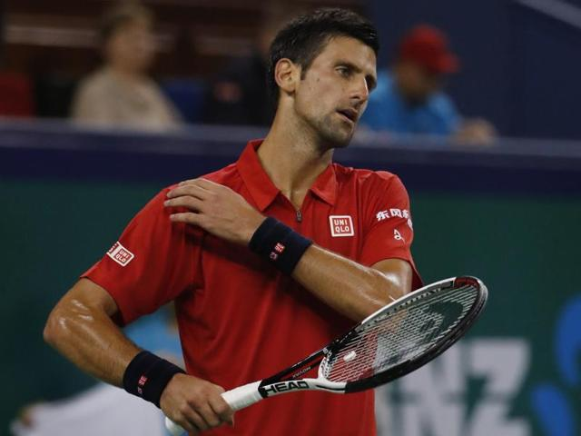 Novak Djokovic,Andy Murray,Shanghai Masters