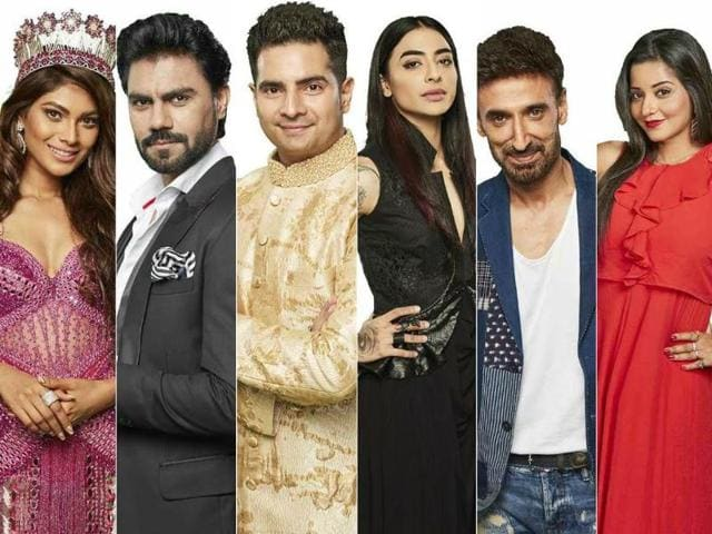 Bigg Boss 12 Contestant list with Biography, Photos 2018