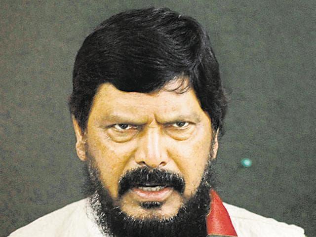 Ramdas Athawale,Marathas,Dalits