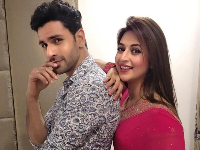 Actor Divyanka Tripathi Dahiya will celebrate her first Karva Chauth with husband Vivek Dahiya.
