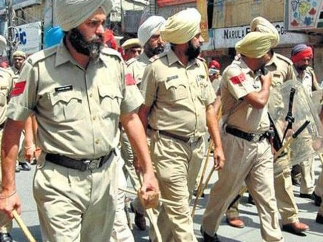 The decision to document the sacrifices made by police personnel was taken six months ago and teachers of Police DAV Schools across the state have voluntarily taken up the task.