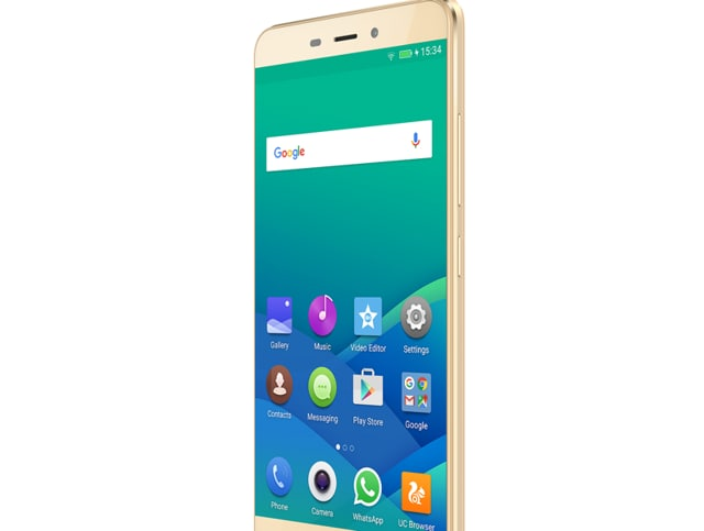 The 4G VoLTE-enabled smartphone comes with a 5.5-inches HD IPS display and is powered by MT6595 Octa core 2.2 GHz Processor coupled with 3GB RAM and 32 GB ROM along with expandable memory up to 128 GB.