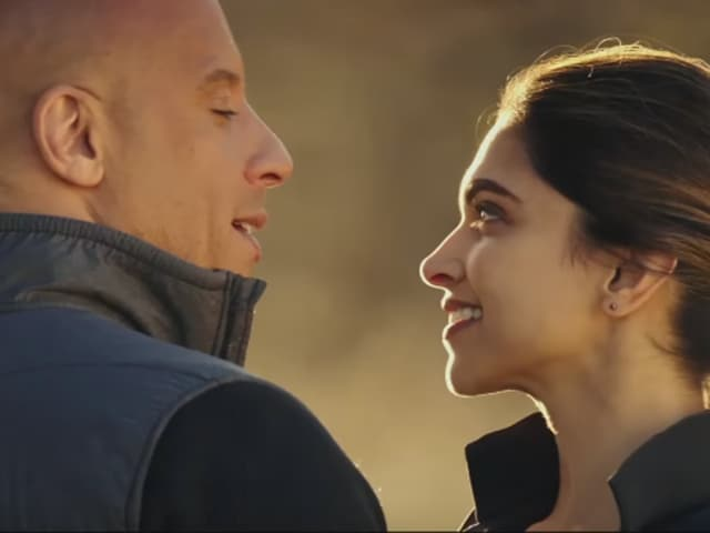 Vin Diesel gets the girl in xXx: The Return of Xander Cage.