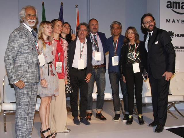 The event was hosted by Francesco Pensabene, Trade Commissioner to India, Embassy of Italy, New Delhi and Sunil Sethi, President FDCI.