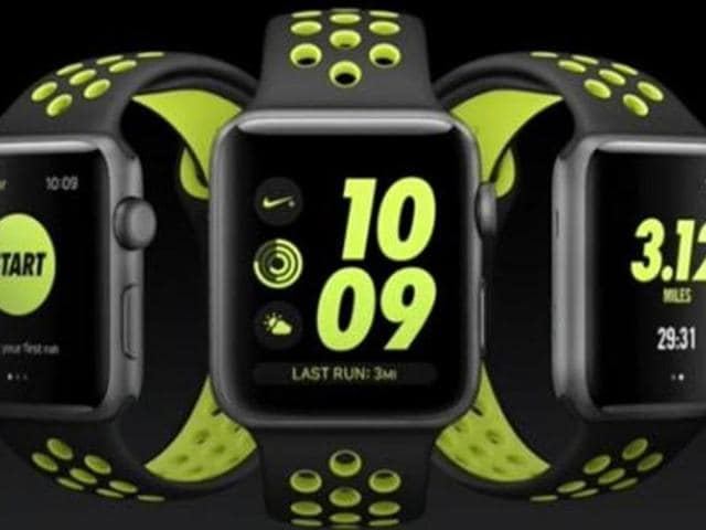 The Nike+ model, was unveiled at the event on September 2 alongside the new iPhone 7 and iPhone 7 Plus.