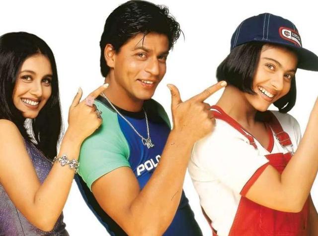 Karan Johar,Shah Rukh Khan,Kuch Kuch Hota Hai