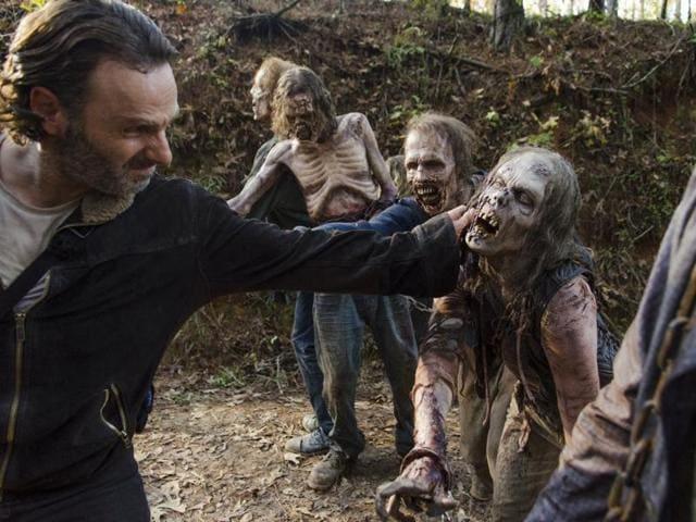 The Walking Dead,Season 8,Zombies