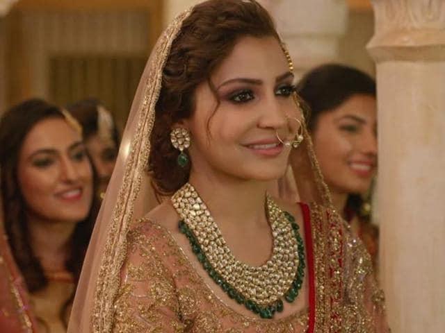 Anushka Sharma,Ae Dil Hai Mushkil,Look