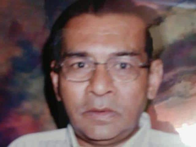 The police said an unidentified person came to Bhupendra Vira's place and shot him in the head.