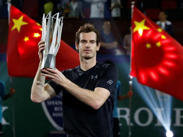 Shanghai Masters,Andy Murray,Roberto Bautista Agut