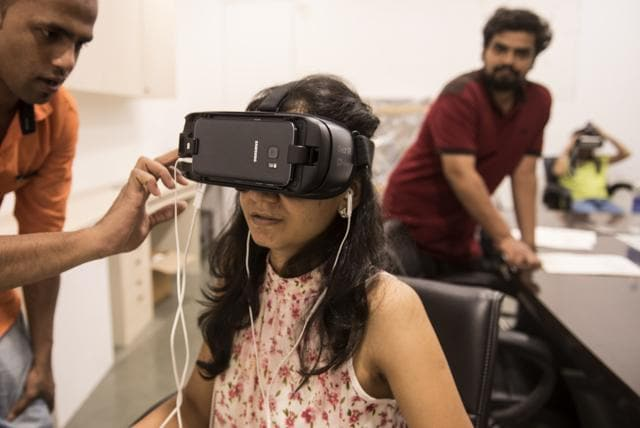 The Enlighten team zeroed in on 70 tourist haunts of historical and mythological importance, shooting with a 360 degree camera to produce a film series called Unnamed Guides