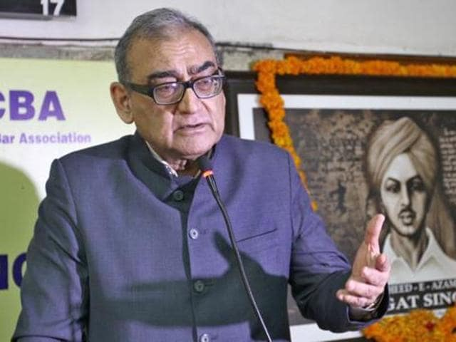 Justice Markandey Katju in a blog post on September 17 called the SC verdict a 'grave error' not expected from 'judges who had been in the legal world for decades'.