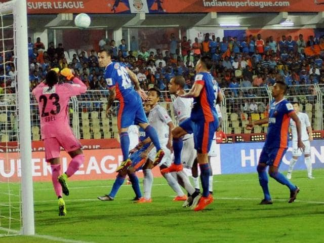 FC Pune City will need to improve their game by a couple of notches when they meet Kerala Blasters FC.