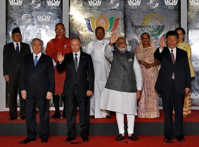 BRICS Summit,BRICS 2016,Narendra Modi
