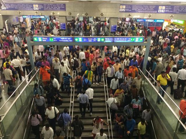 Delhi Metro,Theft at metro station,Phase-3 of Delhi Metro
