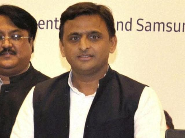 Akhilesh's uncle and Rajya Sabha member Ram Gopal Yadav on Sunday warned Mulayam Singh that history would not forgive him if he did not project Akhilesh Yadav as the chief ministerial candidate.