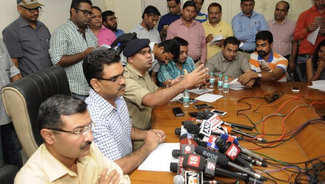 Ghaziabad,Maoist arrest,Diwali