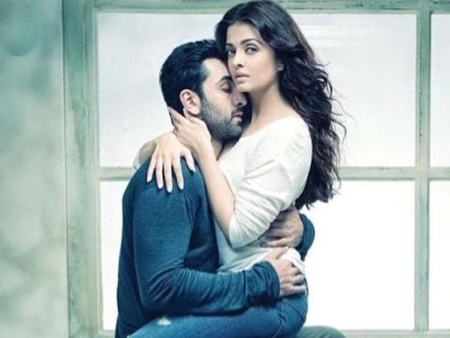 Filmfare's November issue features pictures of Aishwarya Rai and Ranbir Kapoor at their gorgeous best. They are seen embracing each  other tenderly, passionately and with all the other sensuous emotions there are in the dictionary.