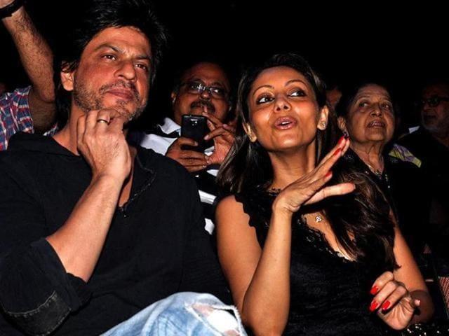 Gauri Khan,Shah Rukh Khan,Bollywood