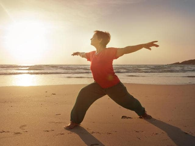 A few minutes of exercise everyday can immensely benefit menopausal women, say researchers.