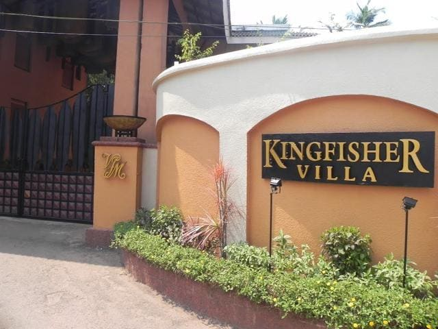 Kingfisher Villa has hosted dozens of lavish parties and also finds mention in West Indian cricketer Chris Gayle's book, Six Machine