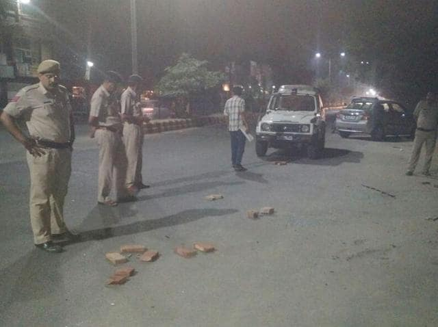 Manish, 42, alias Pappu was going to collect the cash at one of his liquor shops in his Hyundai Creta when a group of four-five men fired at him near Prem Mandir in new colony, Gurgaon.