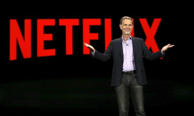 Netflix added about 3.20 million subscribers internationally in the third quarter, higher than the 2.01 million average analyst estimate.