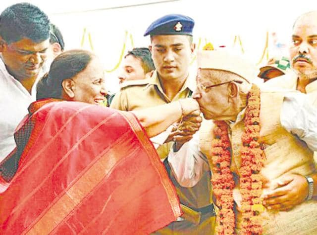 ND Tiwari,Rohit Shekhar,Uttarakhand election