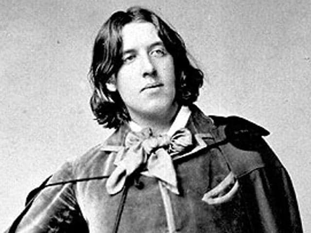 A far-more enduring bequest of the Irish playwright is the contradiction around respectability and keeping up social dignity. Oscar Wilde's statue in Merrion Square, Dublin, Ireland