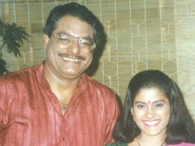 Siddharth Kak and Renuka Shahane were very popular on Indian TV during the '90s.