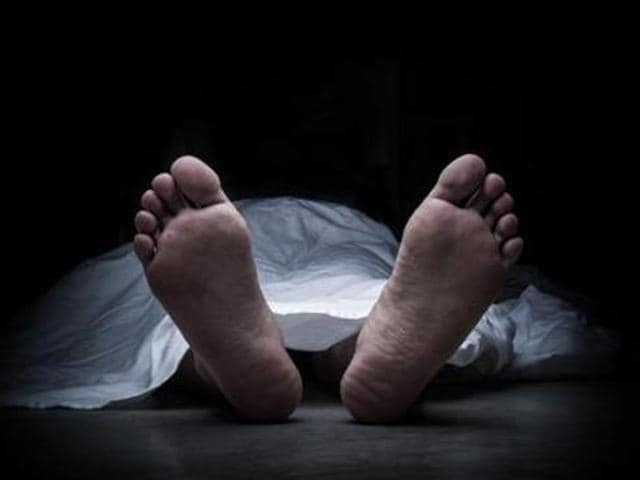 The local residents found her lying motionless on the floor following which she was taken to Sion Hospital where she was declared dead on arrival.