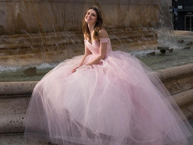 Colourful Wedding Dresses,Bridal Wear,Bridal Fashion