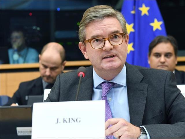 EU's security commissioner,Julian King,Islamic State