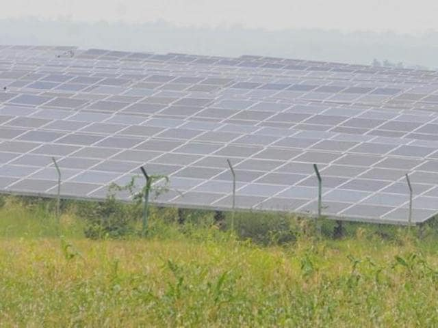 The state's renewable energy capacity has doubled in the last fiscal, with 1,261 MW wind power addition outstripping the 211 MW addition from solar energy.