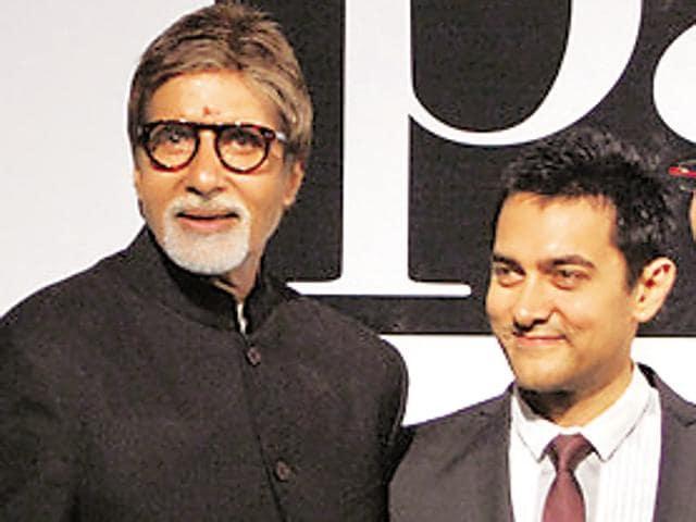 Amitabh Bachchan and Aamir Khan will work together in director Vijay Krishna Acharya's Thugs of Hindostan.