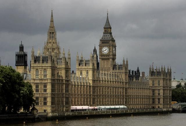 The attack took place in the early hours of last Friday in the UK's Houses of Parliament