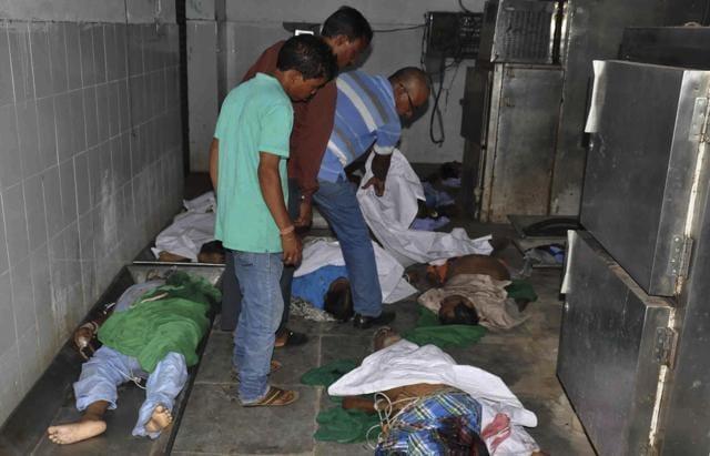 22 dead in Bhubaneswar hospital fire, PM orders transfer of