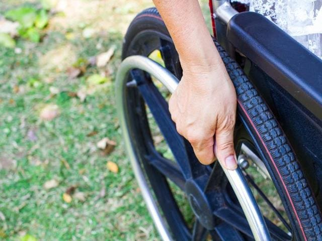 The benefit scheme comes amid the centre's renewed outreach to the disabled people who form 2.1% of India's population.(Shutterstock Image)