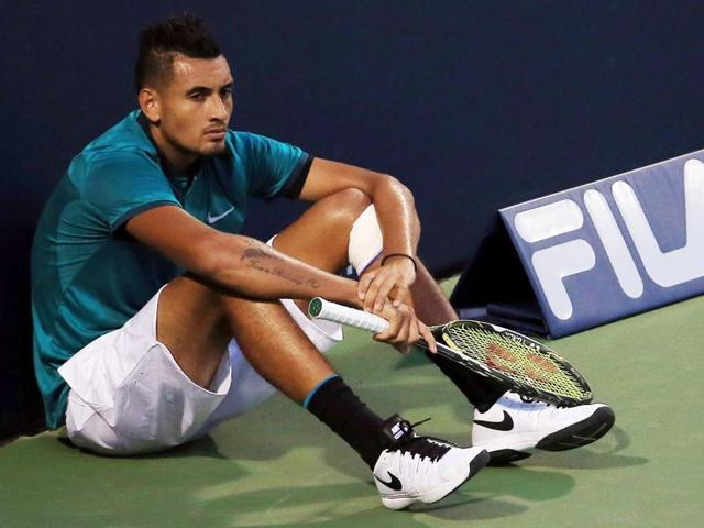 Pat Cash questioned the advice Kyrgios was receiving on tour and claimed Tennis Australia had failed to provide young players with the mental support to deal with the grind of the professional circuit.