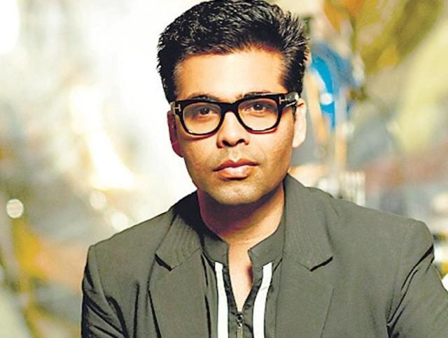 Filmmaker Karan Johar broke his silence on the row after the release of his latest film was threatened amid increasing calls for a ban on Pakistani artistes in India.(HT File Photo)