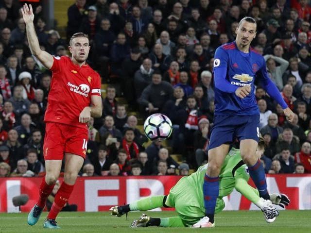 Premier League,Manchester United,Liverpool