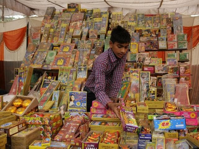 The Delhi government on Tuesday strengthened its drive against imported firecrackers ahead of Diwali, ordering the inspection teams, formed in this regard, to check markets and godowns more frequently.