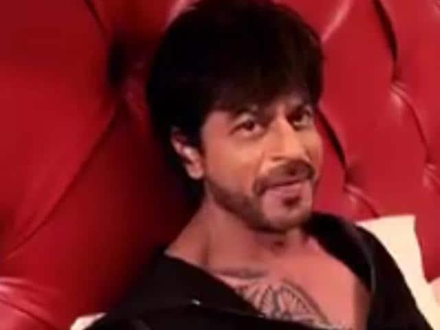 Shah Rukh Khan and his Monday blues gyan