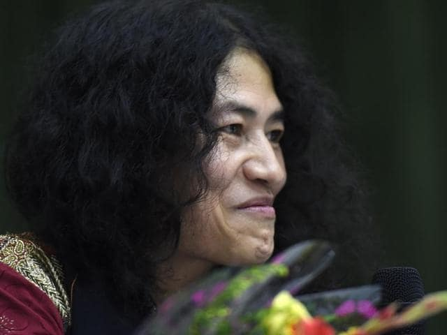 Irom Sharmila had in August broken her fast against Armed Forces Special Powers Act (AFSPA), after 16 years.