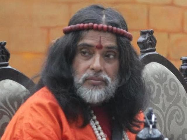 Swamiji is the facing the ire of all contestants.