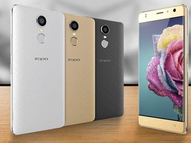 Available in gold colour, the device comes with fingerprint scanning technology, allowing users to control the device's camera, gallery, app lock and other features.